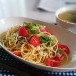 男子ごはんのトマトのカッペリーニ風冷やし中華のレシピ。