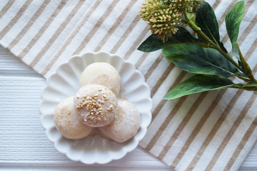 おからパウダー白玉団子のレシピ。NHKごごナマで話題に。