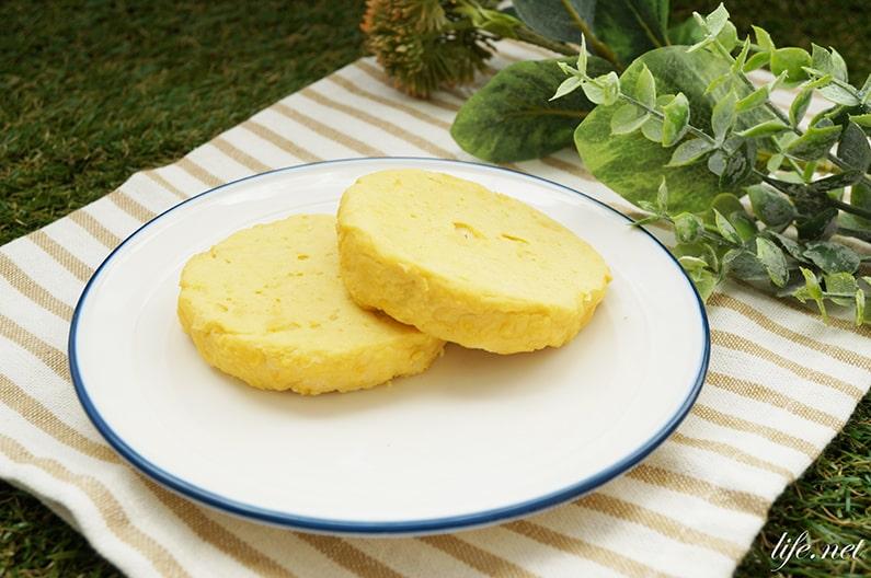 おからパウダーパンケーキのレシピ。ベーキングパウダーなしでふわふわに。