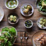 栗原はるみさんの鶏団子とレタスのスープのレシピ。あさイチで話題。