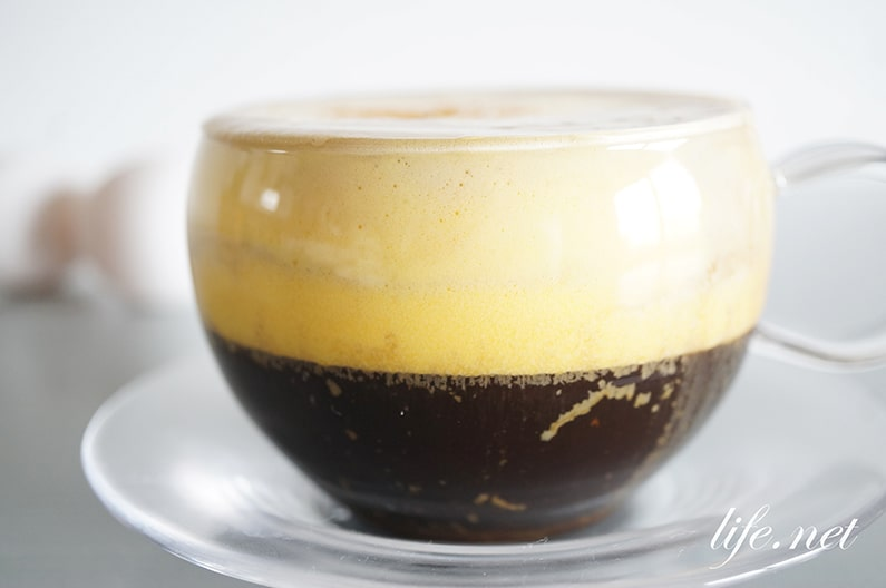 エッグコーヒーのレシピ。あさイチでも話題のベトナムの卵コーヒー。