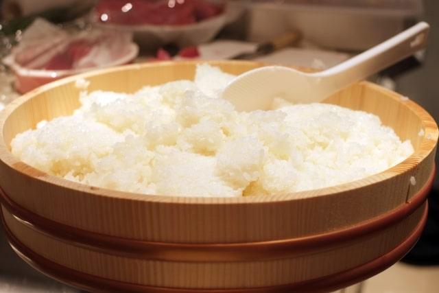 あさイチの酢飯の作り方。失敗しないプロのレシピを紹介。