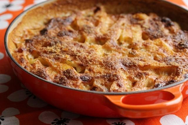新玉ねぎのチーズグラタンのレシピ。子供が喜ぶ人気メニュー。