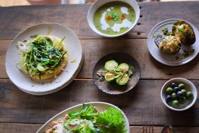 あじとアスパラのオリーブ炒めのレシピ。あさイチで紹介。