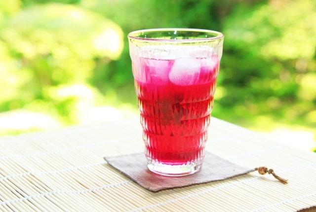 赤紫蘇シロップの作り方。NHKごごナマで紹介、ジュースにも。