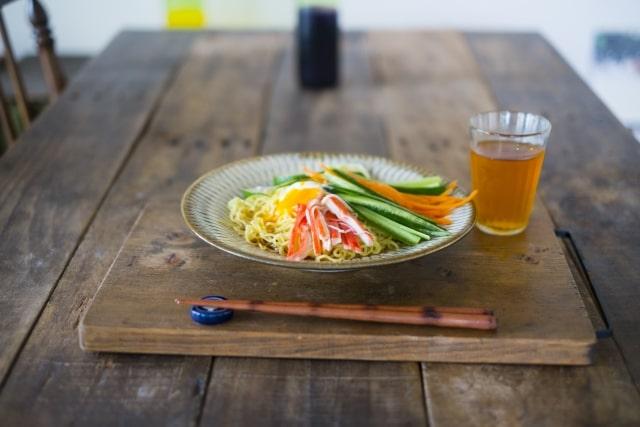 カレーだれ冷やし中華のレシピ。NHKごごナマおいしい金曜日で紹介