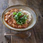 男子ごはんのマーボーカレーのレシピ。麻婆豆腐とカレーのコラボ。