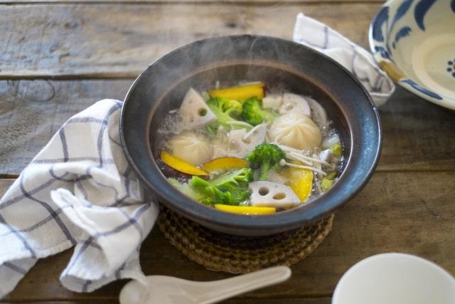 ダイエットJAPANの鍋のレシピ