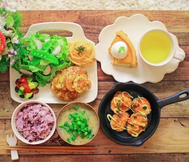 もちきび豆腐ハンバーグのレシピ。あさイチで話題、鶏ひき肉で。