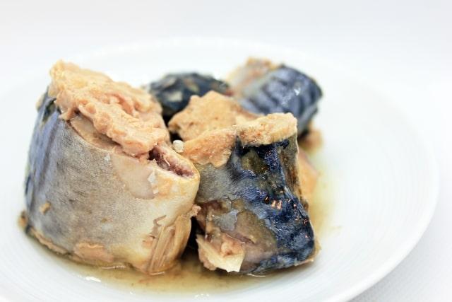 サバの水煮缶+らっきょう+マヨネーズが最高。ジョブチューンで話題。