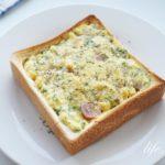 平野レミさんのヘコパンキッシュのレシピ。食パンで簡単!
