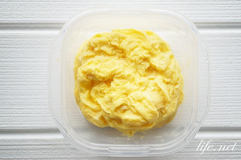 レンジで簡単!厚焼き玉子サンドのレシピ。テレビで話題の作り方。