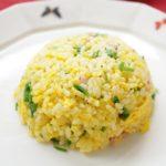 炊飯器でパラパラチャーハンができるレシピ。ヒルナンデスで話題に。