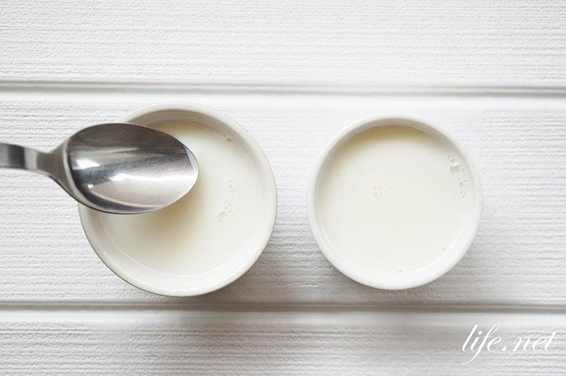 マシュマロ杏仁豆腐のレシピ。世界一受けたい授業で話題、超簡単!