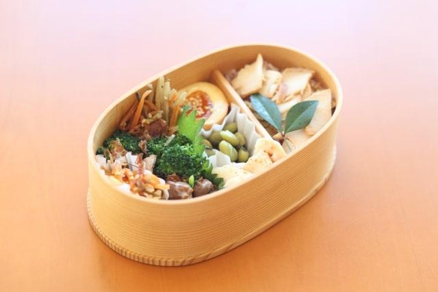 あさイチで話題の曲げわっぱのお弁当箱を紹介。秋田の名産です。