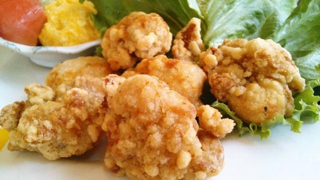 水島シェフの唐揚げのレシピ。低温調理で、にじいろジーンで話題に。