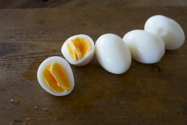 大原千鶴さんのゆで卵のピクルスのレシピ。NHKきょうの料理で紹介。