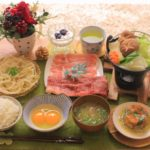 豚すき煮のレシピ。あさイチで話題、卵と長芋のつけだれで。