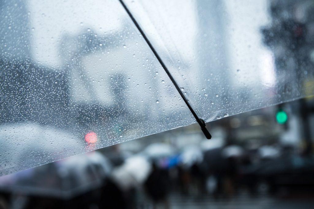 あさイチで話題、傘の撥水加工が長持ちする方法。