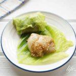 キャベツ餅のレシピ。平野レミさんのキャベツのくるくる餅。