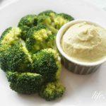 家事ヤロウのアボカドディップのレシピ。ブロッコリーに最高に合う!
