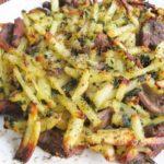 じゃがいもとベーコンのガレットのレシピ。ヒルナンデスで話題に。