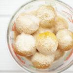 梅の甘味漬けのレシピ。NHKごごナマで紹介、完熟梅と砂糖だけ。