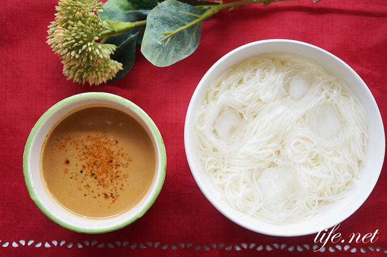 ヨーグルト味噌を使っためんつゆのアレンジレシピ