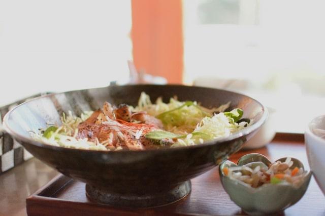あさイチのサラダ焼きそばのレシピ。五十嵐美幸シェフの作り方。