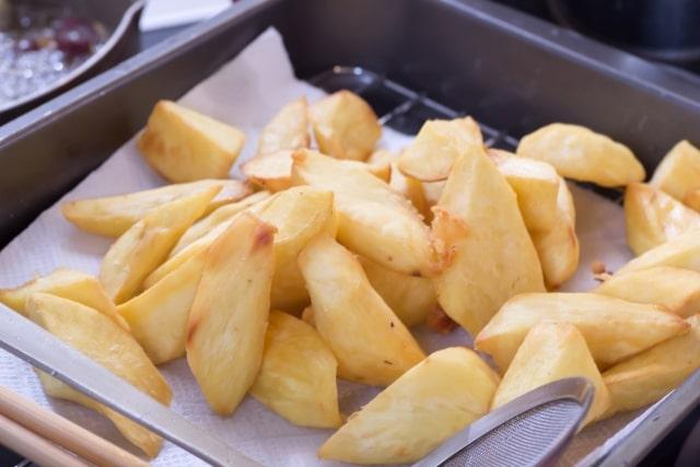 おかずツナポテトのレシピ。あさイチで紹介のポテトフライ。