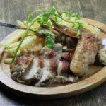 あさイチの手羽先ポテトのレシピ。素揚げで簡単美味しい!