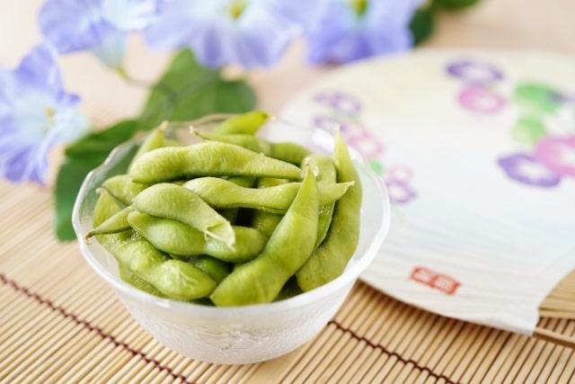 枝豆の花椒炒めのレシピ。男子ごはんで紹介。