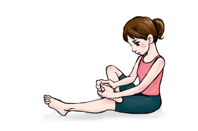 きくち体操のやり方をイラストで詳しく紹介