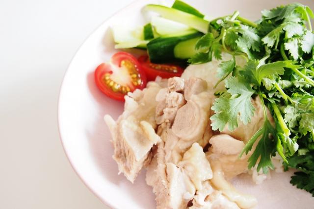 平野レミさんのカオマンガイのレシピ。NHKガッテンで話題に。