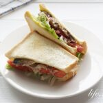 サバサンドのレシピ。鯖の塩焼きで!トルコ風サンドイッチの作り方。