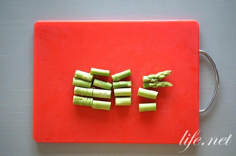 平野レミさんのサーモンの爽やかソースのレシピ。モニタリングで紹介。