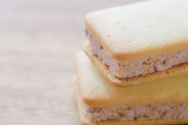 アイスサンドイッチのレシピ。世界一受けたい授業で話題のホテルの味。