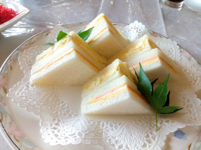 ハムとチーズのミルフィーユサンドイッチのレシピ。世界一受けたい授業で紹介。