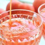ハナタカの冷やしトマトカレーそうめんのレシピ。トマトジュースで。