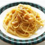 味噌カルボナーラのレシピ。長生き味噌汁のアレンジにオススメ