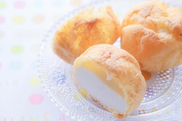ソレダメの油揚げシューアイスのレシピ。簡単に代用できる!