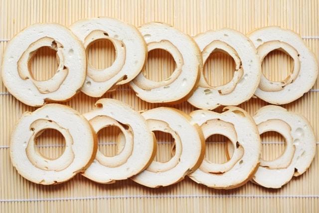 車麩の豚肉巻きの煮物のレシピ。あさイチで話題の角煮風。
