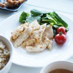 鶏むね肉と長芋の焼き漬けのレシピ。あさイチで紹介。