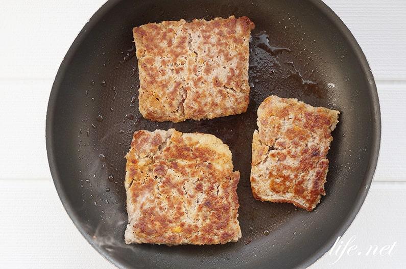 かりんとうハンバーグのレシピ。ヒルナンデスで話題の作り方。