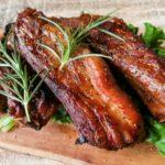 あさイチのスペアリブのレシピ。ホットプレートと下味で簡単。