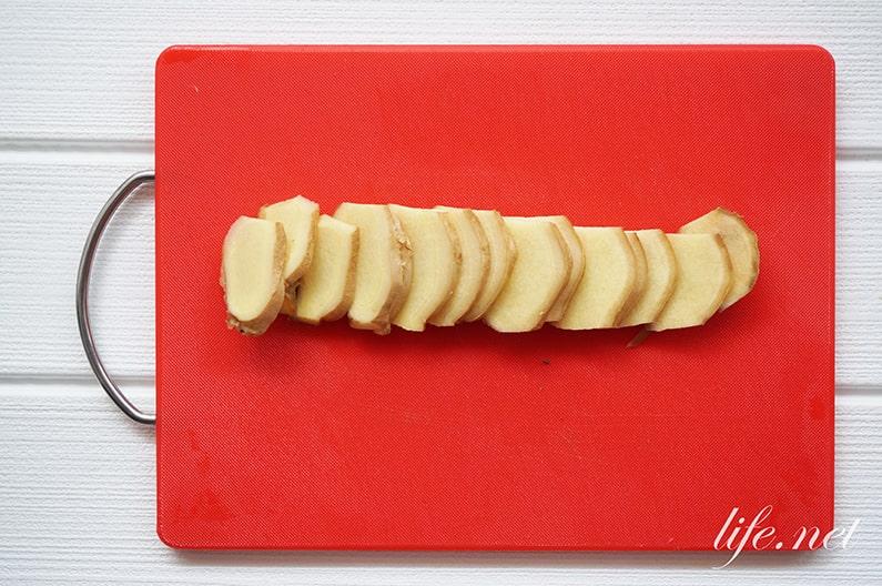 ウルトラ蒸し生姜の作り方と効果。あさイチでも話題、体を温める!