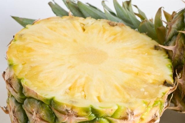 生姜とパイナップルのシャーベットのレシピ。あさイチで話題。