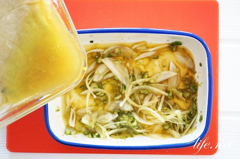マコさんのスコップ餃子のレシピ。ヒルナンデスで話題のレンジ餃子。
