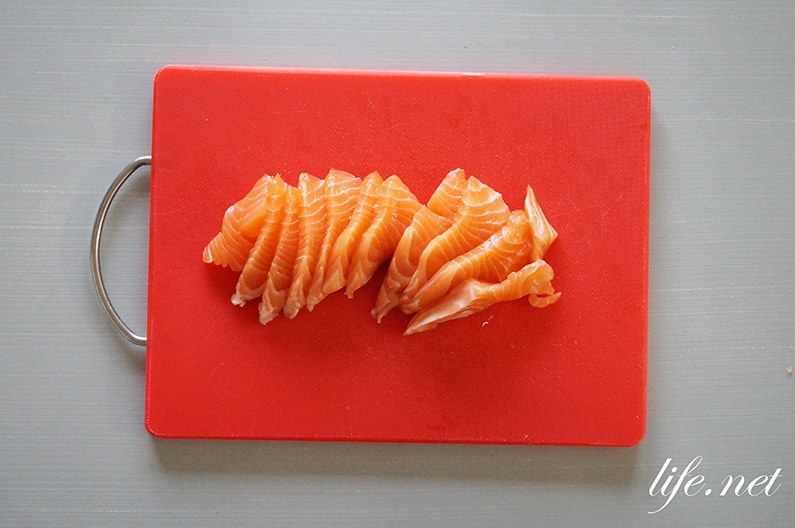 ガッテンのサーモンしゃぶしゃぶのレシピ。新食感が楽しめる!