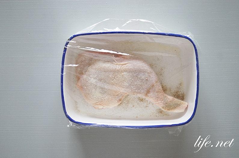 骨付鳥のレシピ。あさイチで話題の香川のご当地料理。